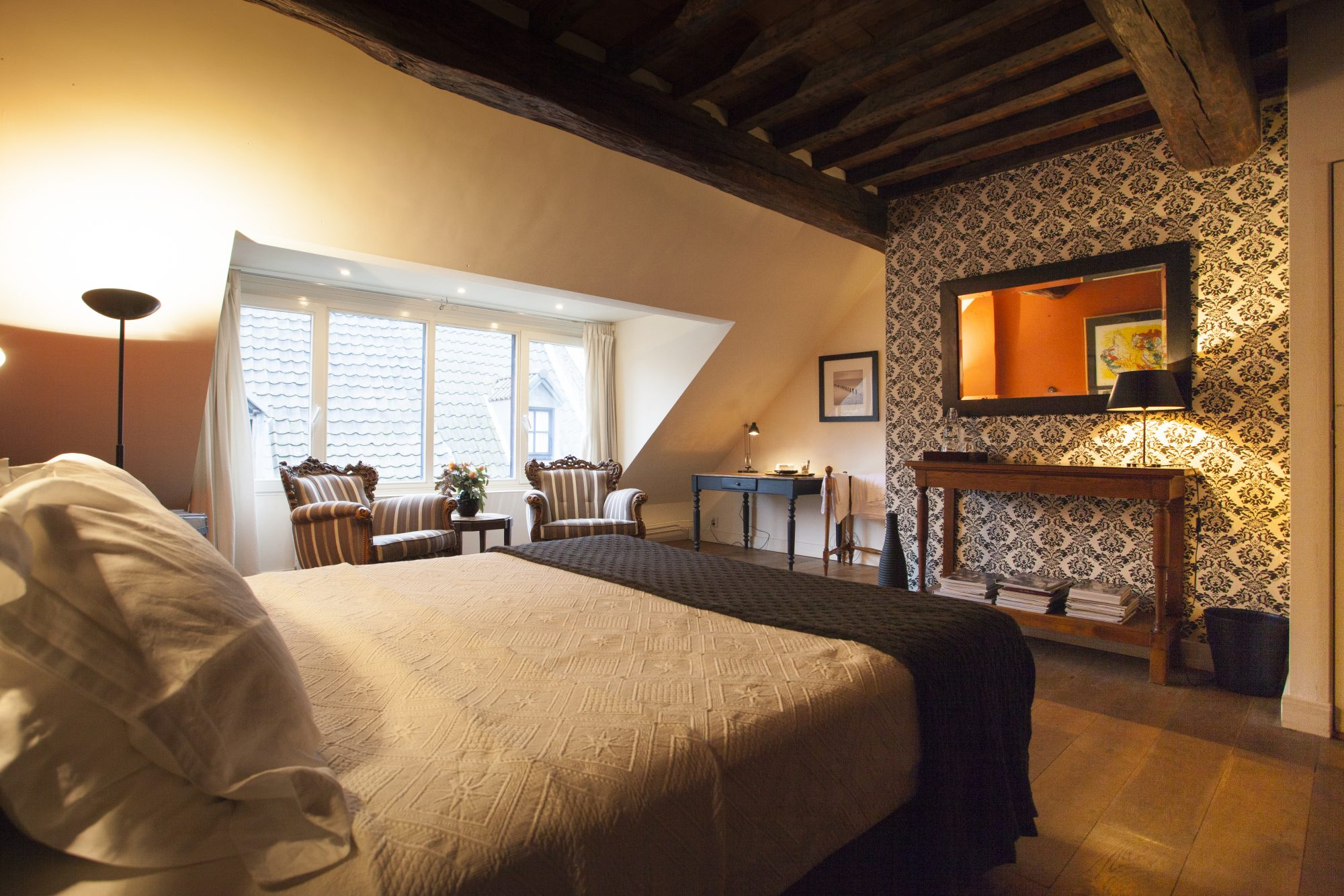 maastricht, bed and breakfast, B&B, hotel, boutiquehotel, bonnefantenmuseum, vrijthof, MECC