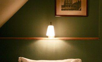 Groene kamer | Detail