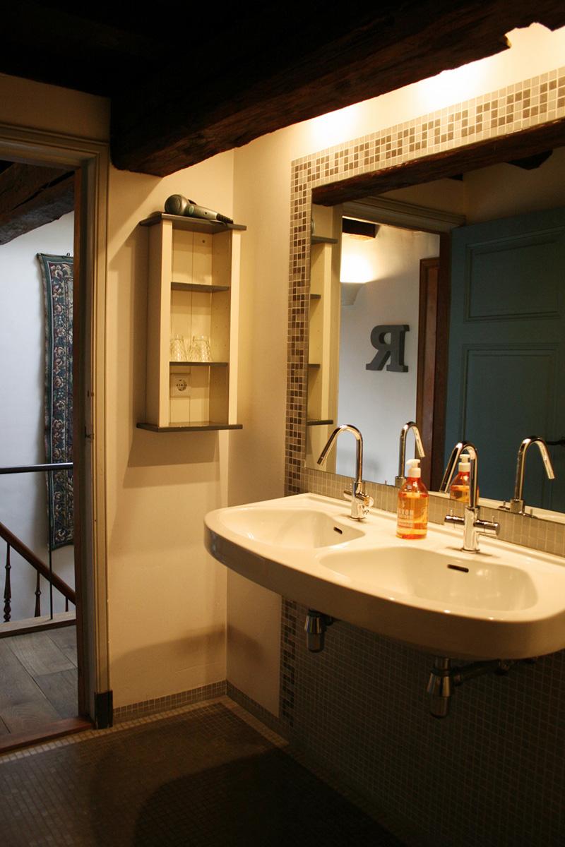 Groene kamer | Badkamer (gedeeld)