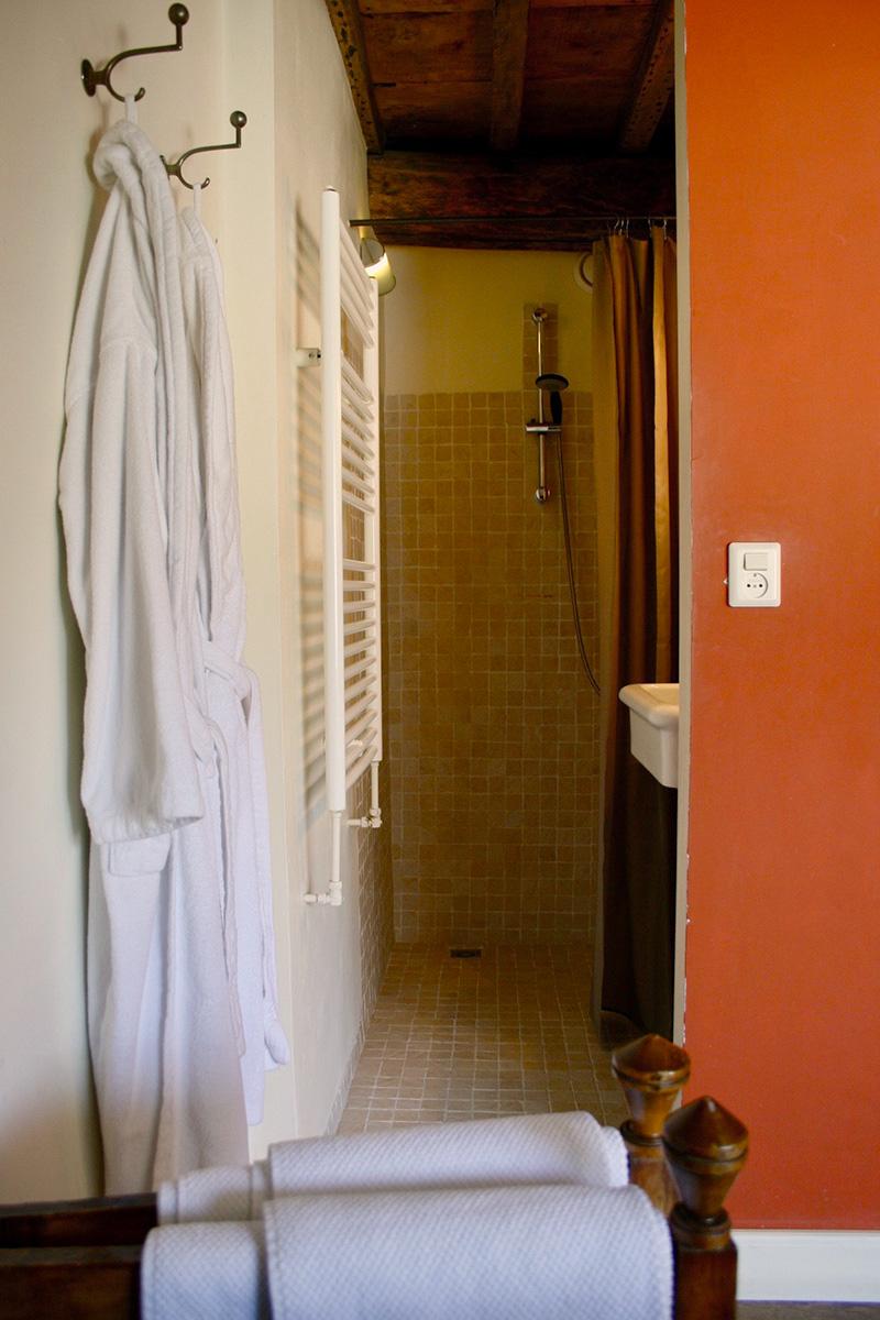 Oranje kamer | Badkamer
